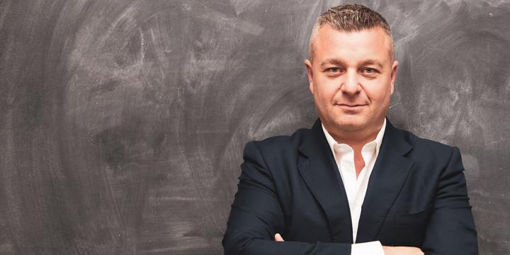 Giuseppe Porcelli, Chief Executive Officer, Lakeba Group