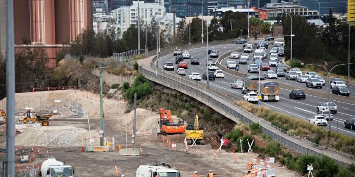 WestConnex privatisation to an election