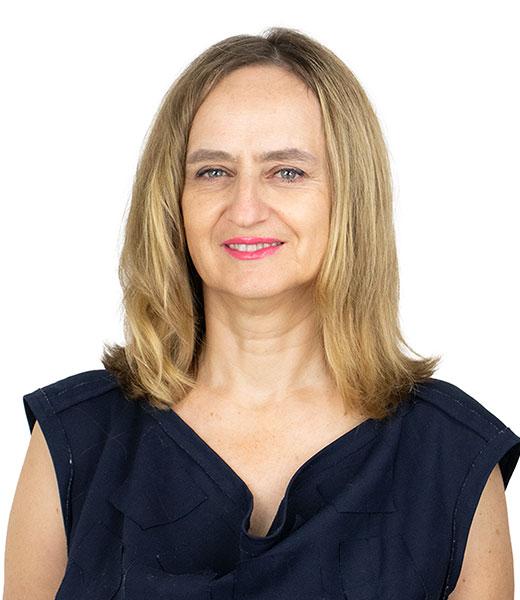 Susanna Passioni, Chief of Staff & HR