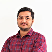 Dinesh Govindaraj, Technical Lead Development, <br>India</br>