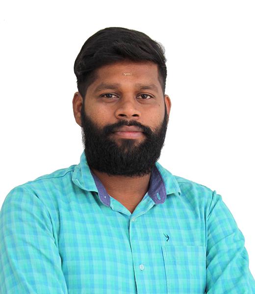 Gopalakrishnan Palanichamy LUM Technical Project Manager