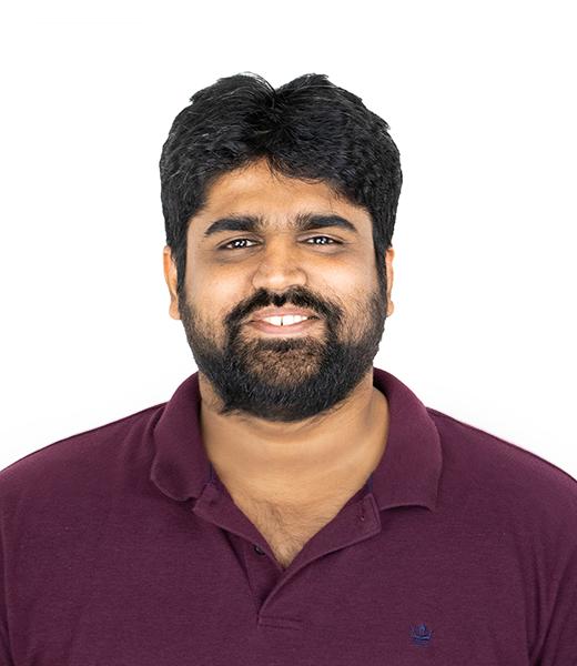Harish Narayanasamy Blockchain Developer