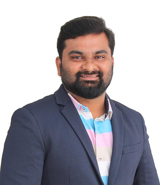 Prabakaran Shanmugam Ezifin Technical Project Manager