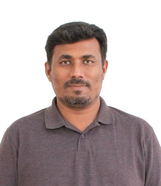 RajeshKumar Natarajan General Manager
